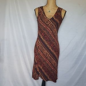 Vtg Just in Thyme Dress